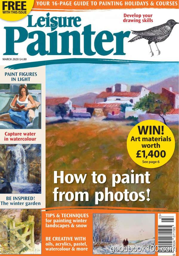 Leisure_Painter_-_March_2020英文原版高清PDF电子杂志下载