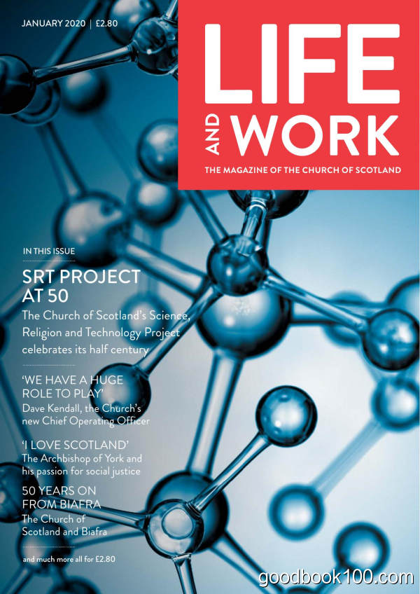 Life and Work 1月刊 2020年 [17MB]