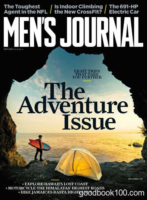 Men's Journal – May 2015