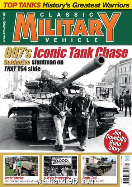 Classic Military Vehicle 总期数No.227 4月刊 2020年 [27MB]