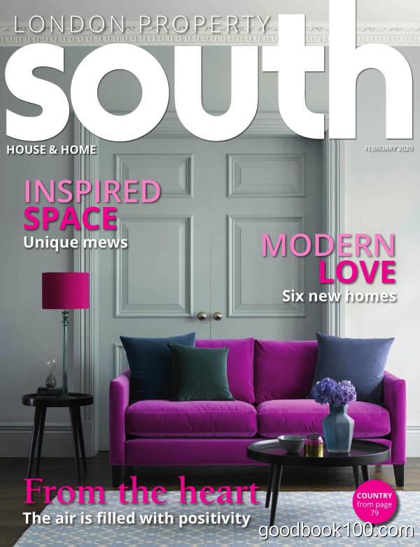 London_Property_South_-_February_2020英文原版高清PDF电子杂志下载