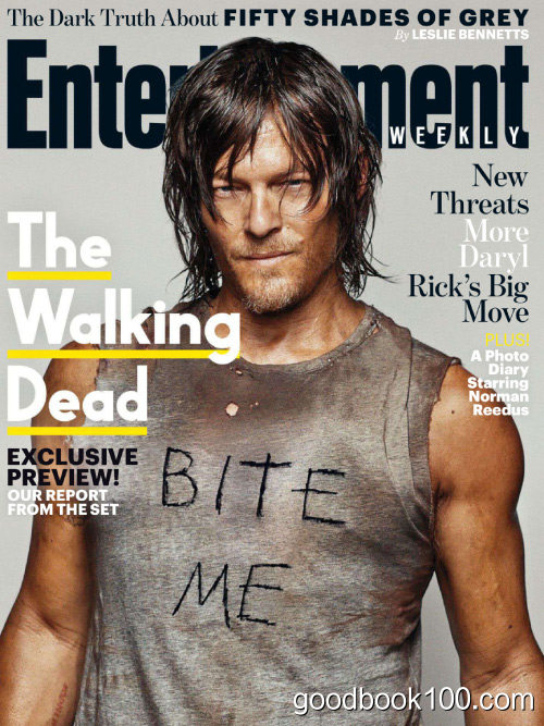 Entertainment Weekly – 13 February 2015