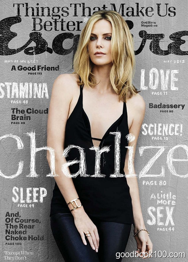 Esquire USA – May 2015