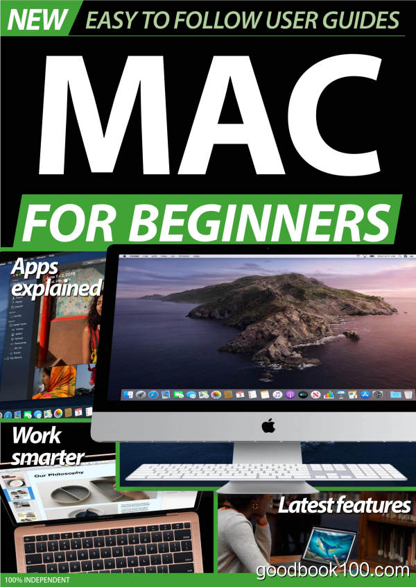 Mac_For_Beginners_-_January_2020英文原版高清PDF电子杂志下载
