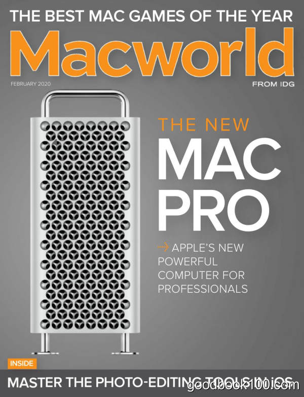 Macworld_USA_-_February_2020英文原版高清PDF电子杂志下载