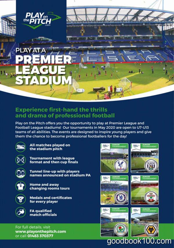 Match_of_the_Day_-_28_January_2020英文原版高清PDF电子杂志下载