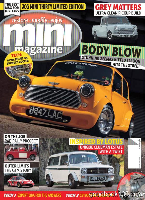 Mini_Magazine_-_March_2020英文原版高清PDF电子杂志下载