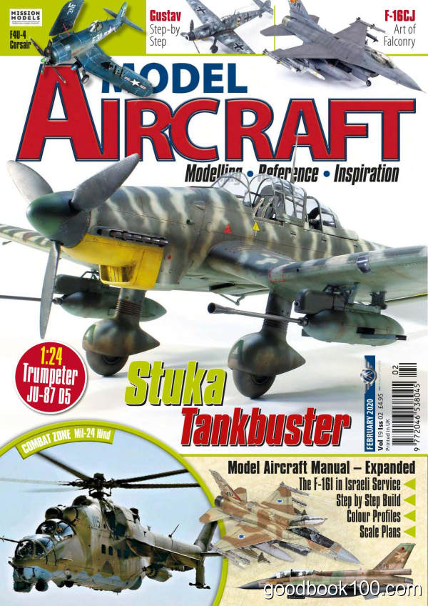 Model_Aircraft_-_February_2020英文原版高清PDF电子杂志下载