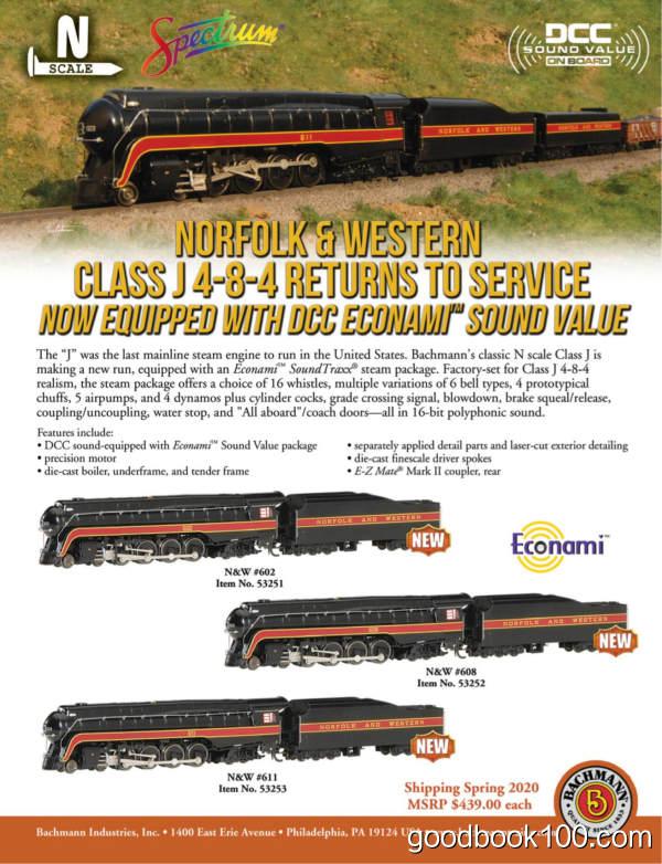 Model_Railroader_-_March_2020英文原版高清PDF电子杂志下载