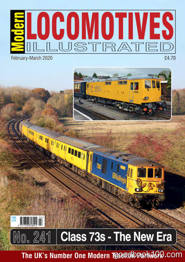 Modern_Locomotives_Illustrated_-_Issue_241_-_February-March_2020英文原版高清PDF电子杂志下载