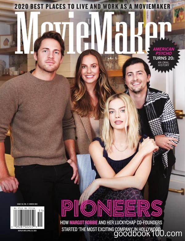 Moviemaker_-_Issue_134_-_Winter_2020英文原版高清PDF电子杂志下载