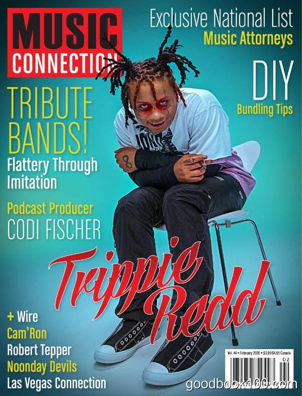 Music_Connection_-_February_2020英文原版高清PDF电子杂志下载