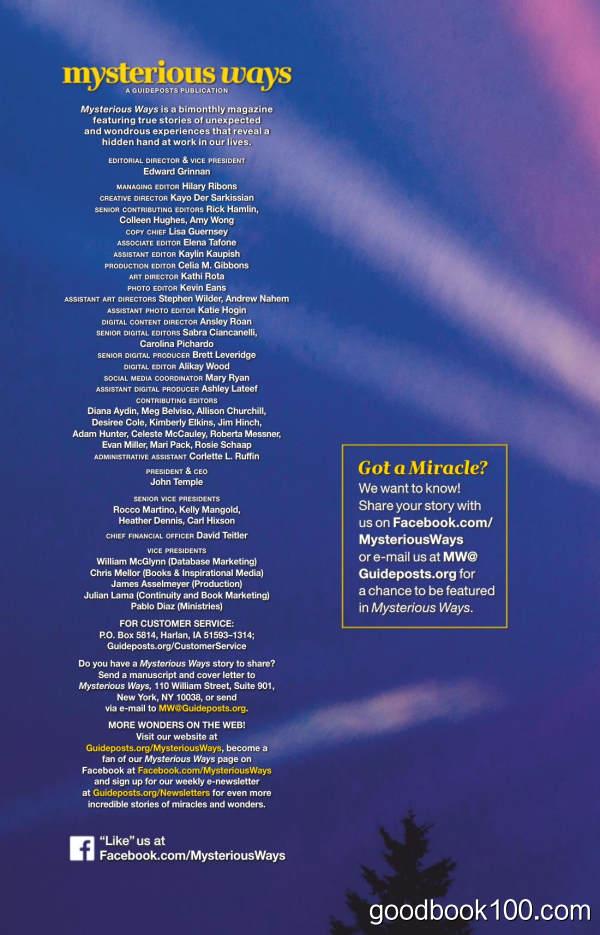 Mysterious_Ways_-_February_2020英文原版高清PDF电子杂志下载