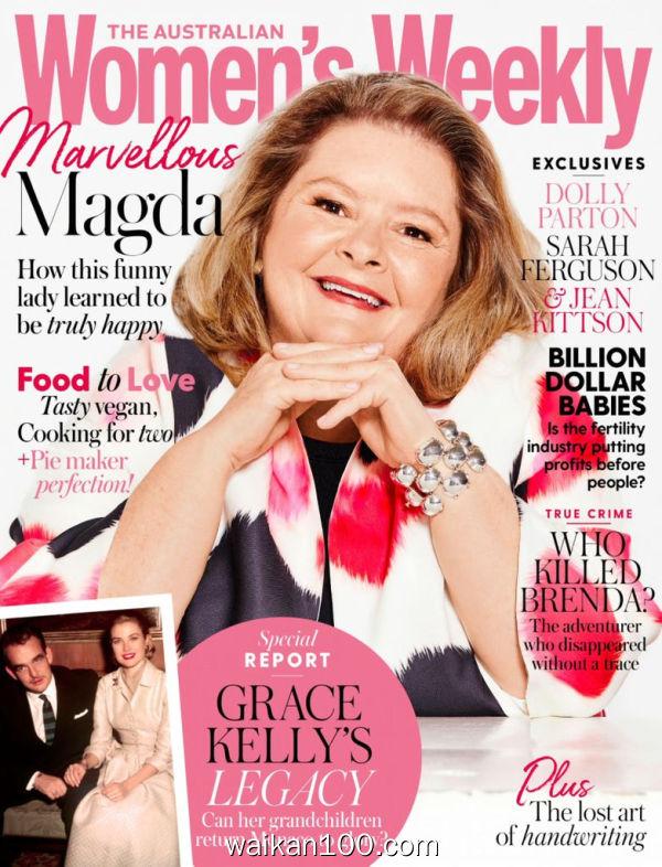 [澳大利亚版]The n Women's Weekly 3月刊 2020年高清PDF电子杂志外刊期刊下载英文原版