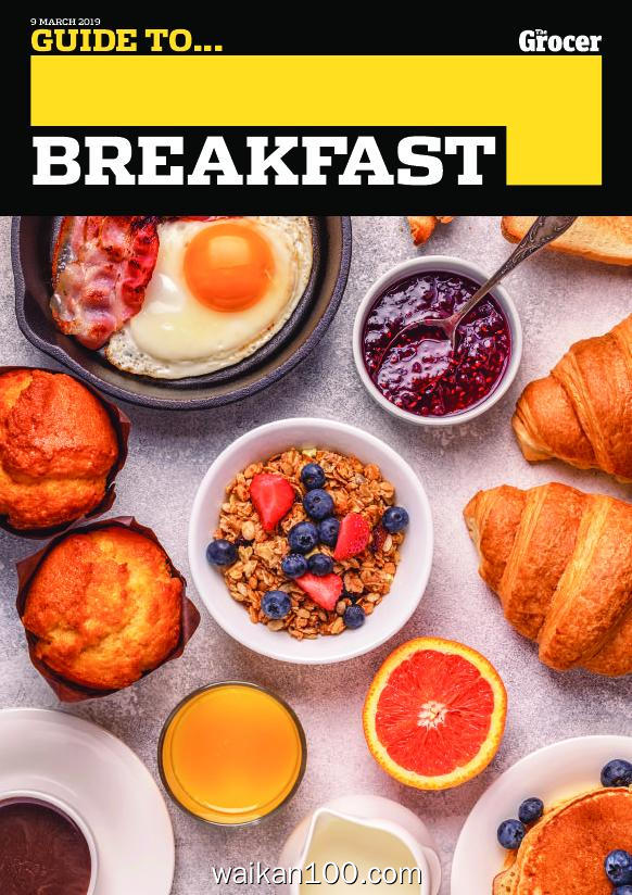 The Grocer 08 3月刊 2019 [3MB]