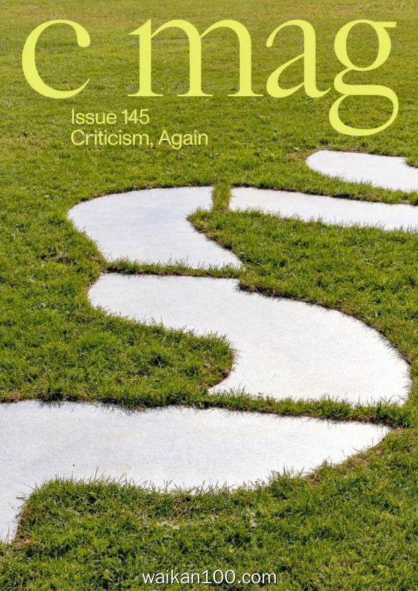 C Magazine 3月刊 2020年高清PDF电子杂志外刊期刊下载英文原版