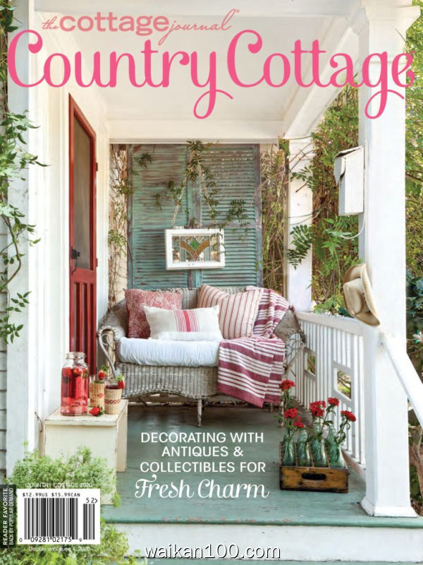 The Cottage Journal 2月刊 2020年 [127MB]