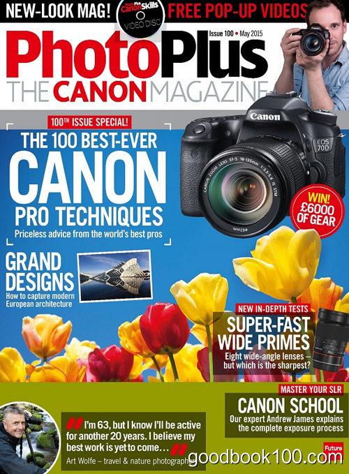 PhotoPlus: The Canon Magazine – May 2015