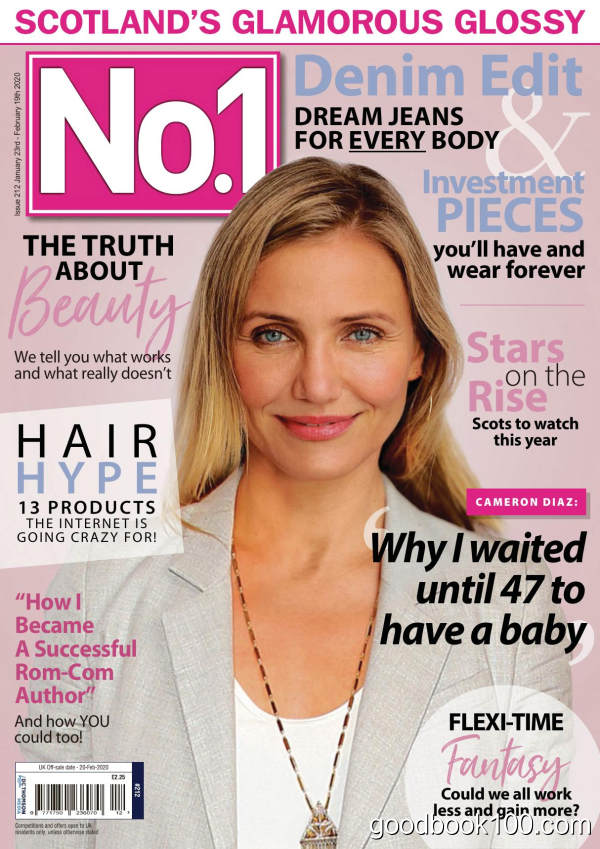 No_1_Magazine__January_23_2020英文原版高清PDF电子杂志下载