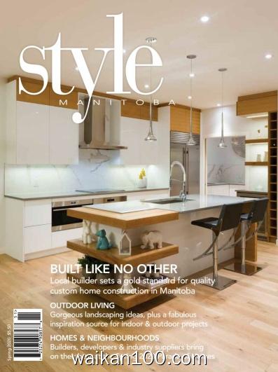 Style Manitoba Spring 2020年高清PDF电子杂志外刊期刊下载英文原版