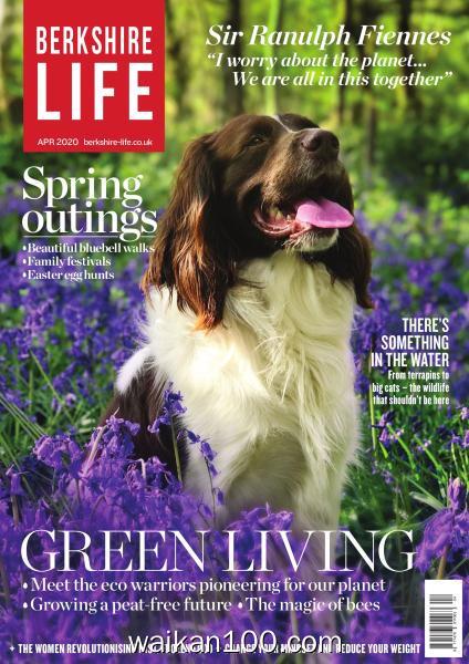 Berkshire Life 4月刊 2020年 [107MB]