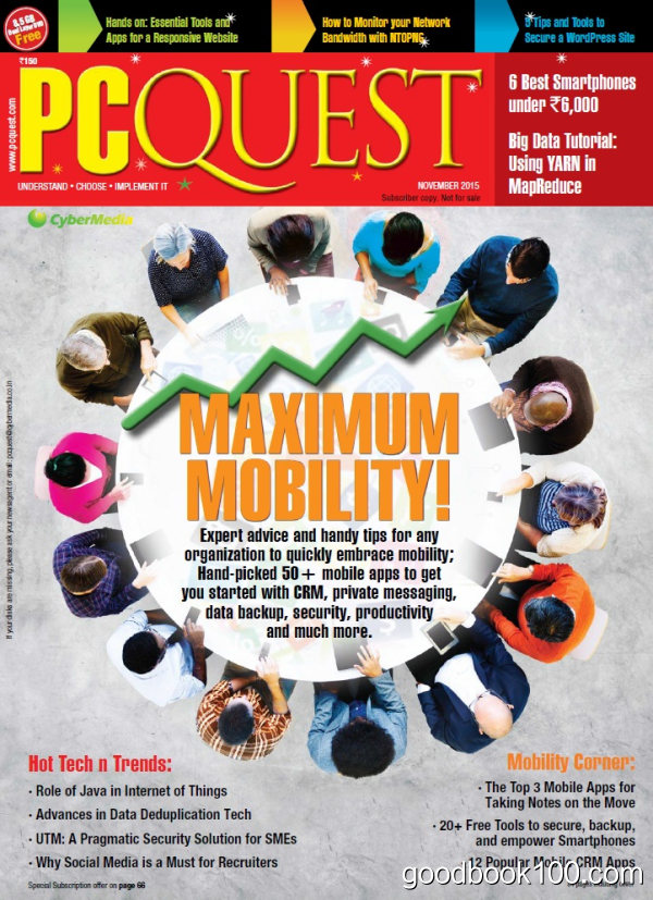 PCQuest – November 2015