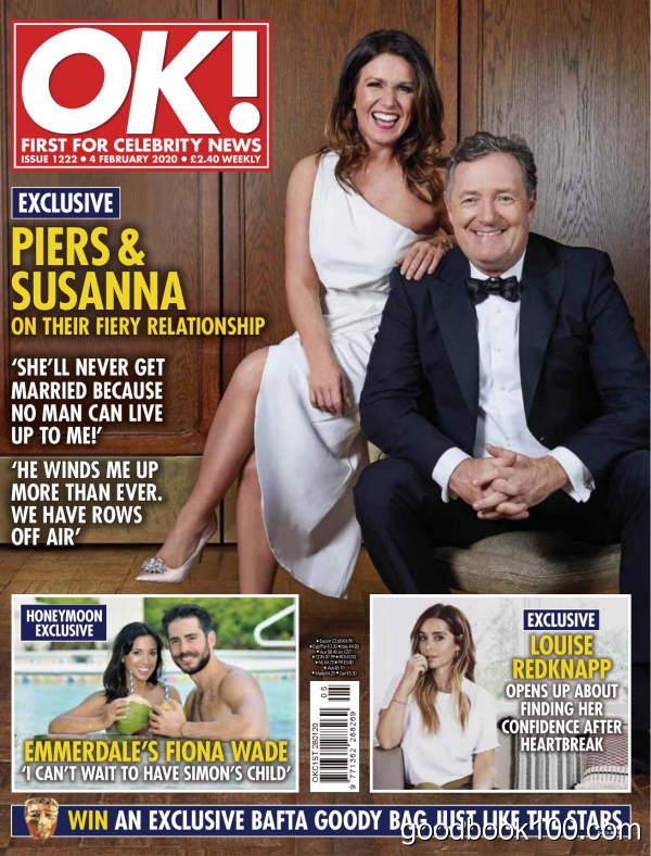 OK_33_Magazine_UK__03_February_2020英文原版高清PDF电子杂志下载