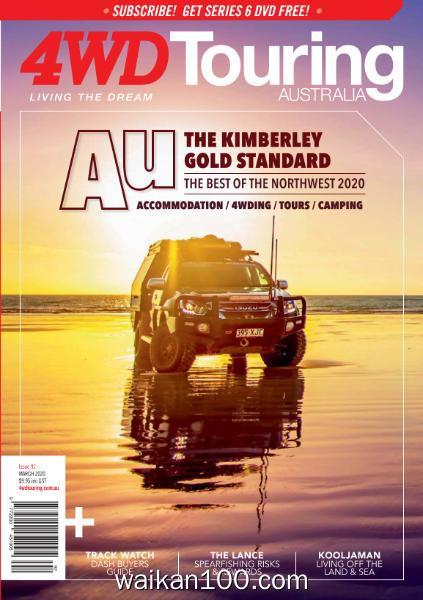 [澳大利亚版]4WD Touring 总期数No.92 3月刊 2020年 [44MB]