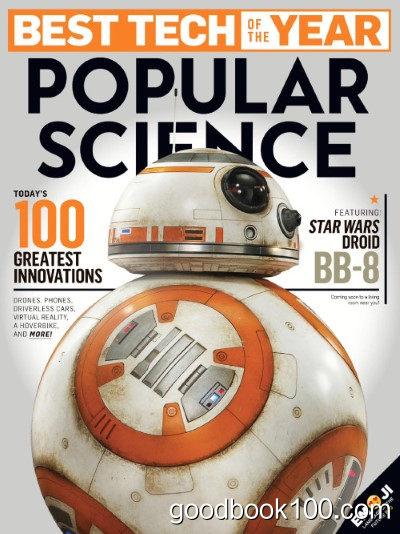 Popular Science USA – December 2015