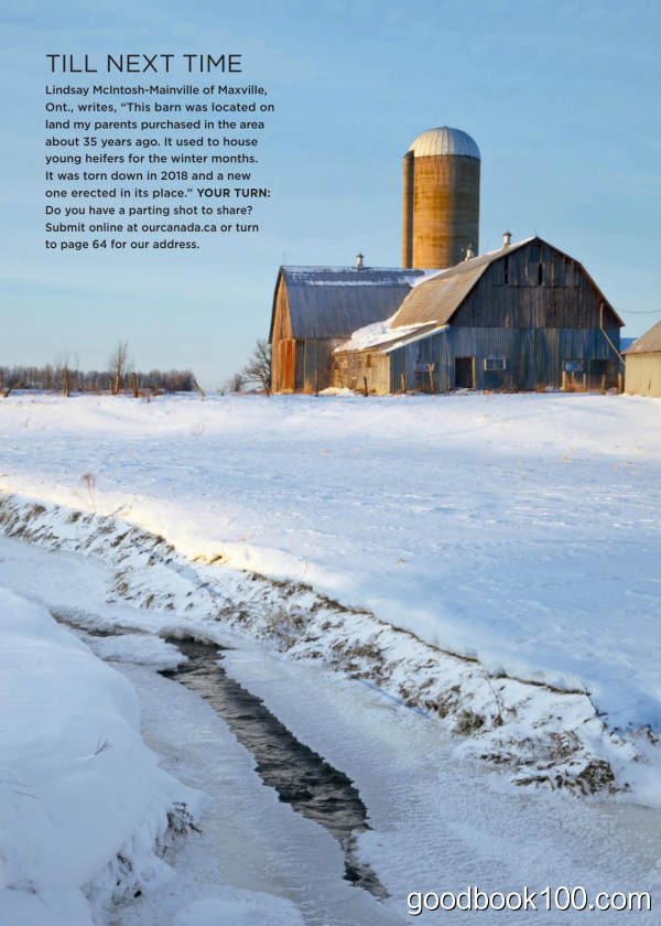 Our_Canada_-_February-March_2020英文原版高清PDF电子杂志下载