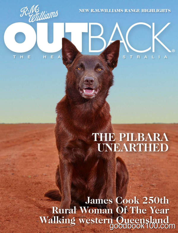 Outback_Magazine_-_February-March_2020英文原版高清PDF电子杂志下载