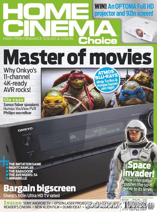 Home Cinema Choice – April 2015
