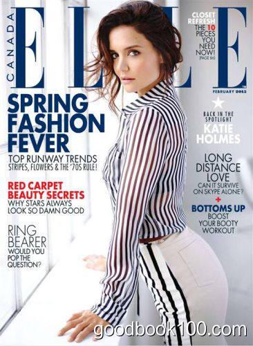 Elle Canada – February 2015