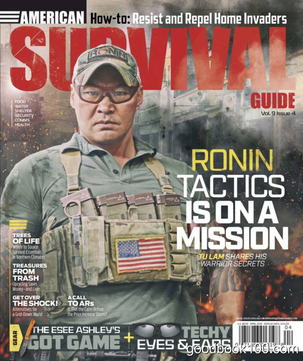 American_Survival_Guide_-_April_2020英文原版高清PDF电子杂志下载