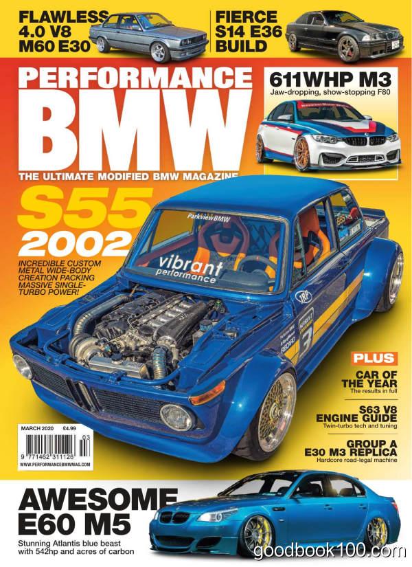 Performance_BMW_-_March_2020英文原版高清PDF电子杂志下载