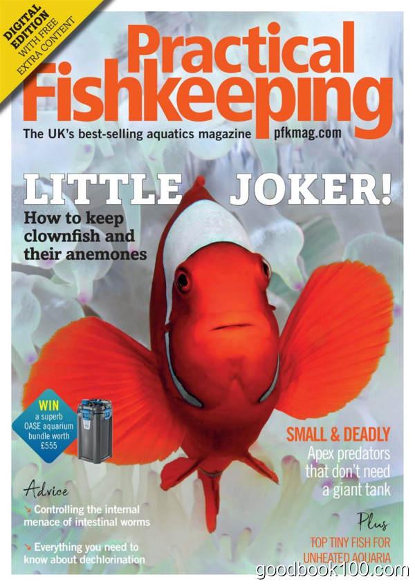Practical_Fishkeeping_-_March_2020英文原版高清PDF电子杂志下载