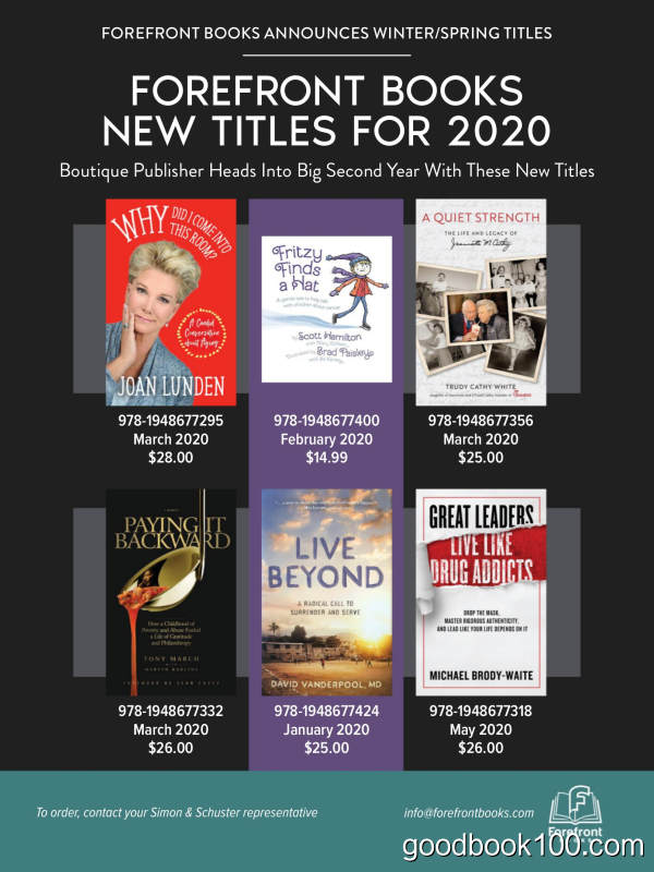 Publishers_Weekly_-_January_20_2020英文原版高清PDF电子杂志下载