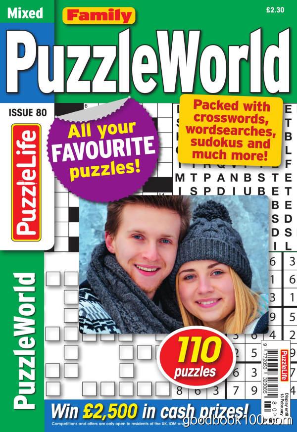 Puzzle_World_-_Issue_80_-_January_2020英文原版高清PDF电子杂志下载