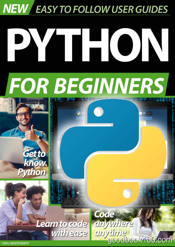 Python_for_Beginners_-_January_2020英文原版高清PDF电子杂志下载