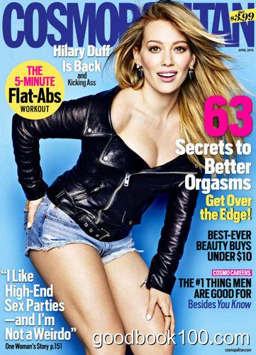 Cosmopolitan USA – April 2015