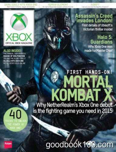 Official Xbox Magazine – March 2015