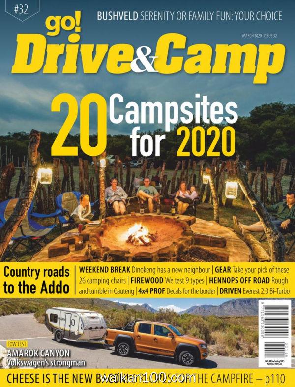 Go!Drive&C& 3月刊 2020年 [83MB]