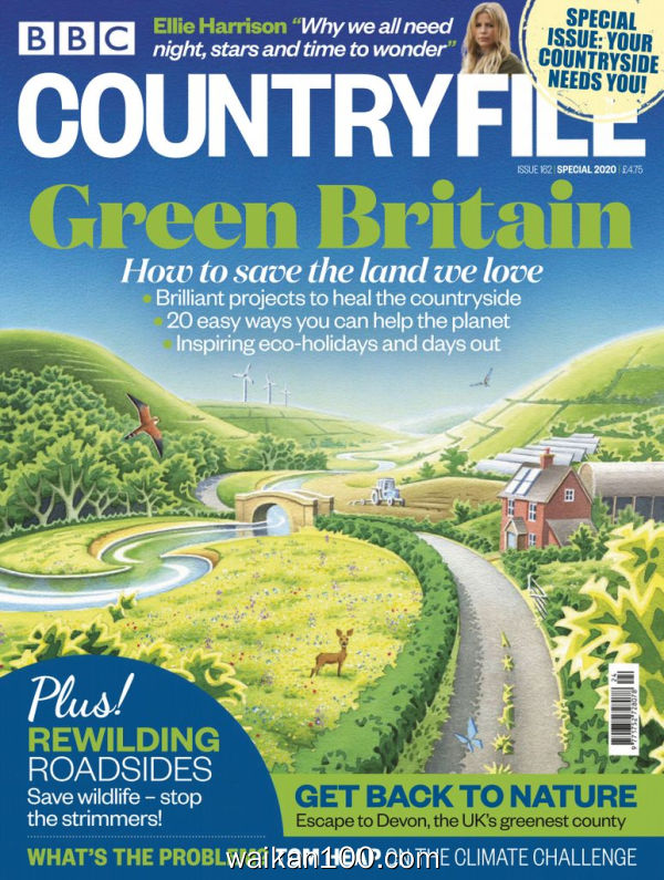 BBC Countryfile Special 2020年 [76MB]