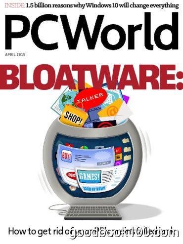 PC World USA – April 2015