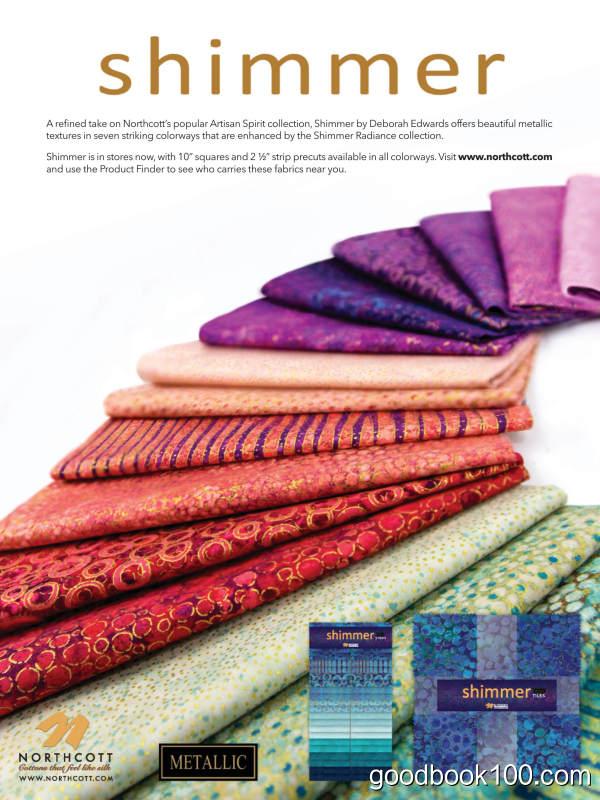 Quilts_and_More_-_January_2020英文原版高清PDF电子杂志下载