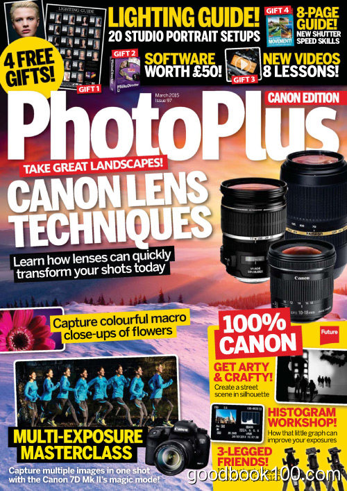PhotoPlus: The Canon Magazine – March 2015