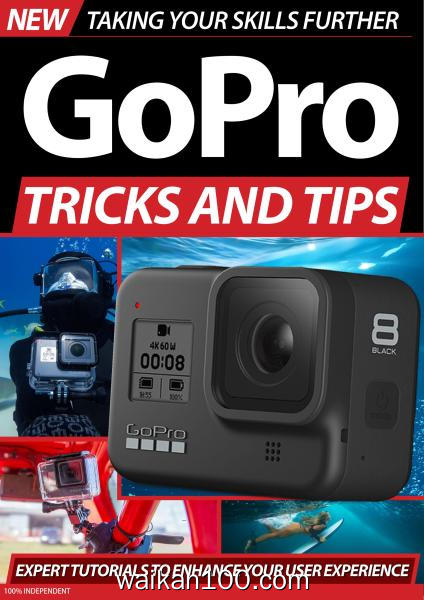 GoPro Tricks and Tips 3月刊 2020年 [76MB]