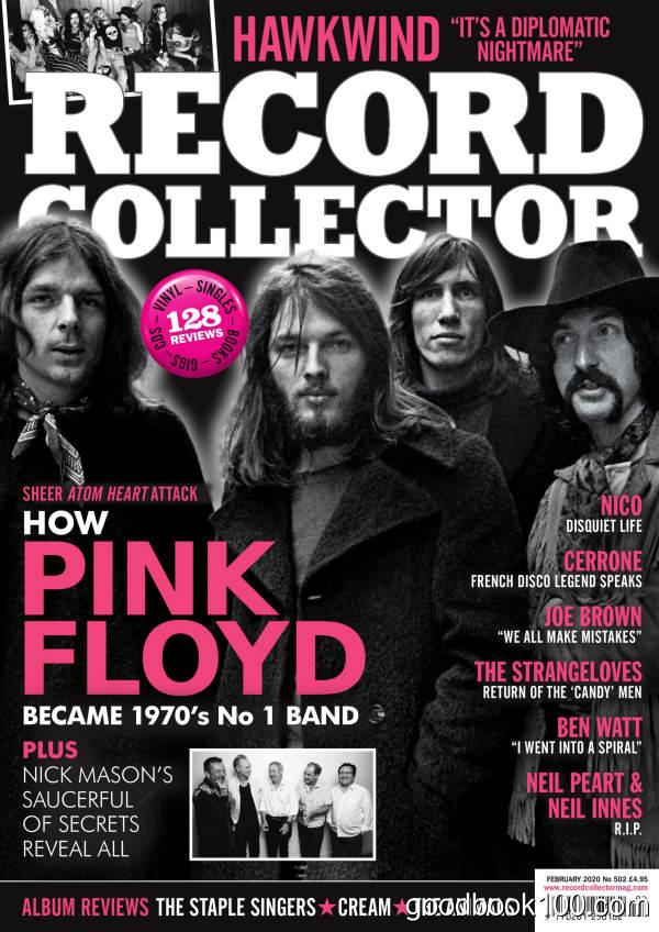 Record_Collector_-_Issue_502_-_February_2020英文原版高清PDF电子杂志下载