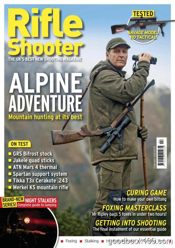 Rifle_Shooter_-_February_2020英文原版高清PDF电子杂志下载