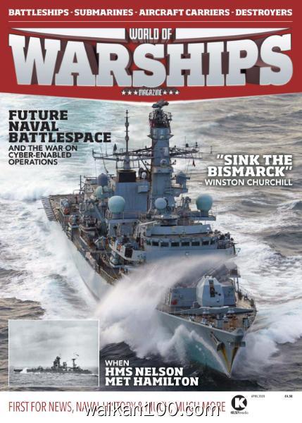 World of Warships 4月刊 2020年高清PDF电子杂志外刊期刊下载英文原版